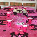 Ein toll hergerichteter Tisch.