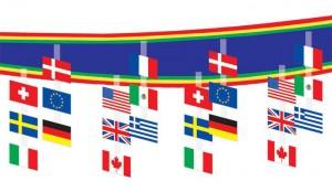 Flaggen Spiele