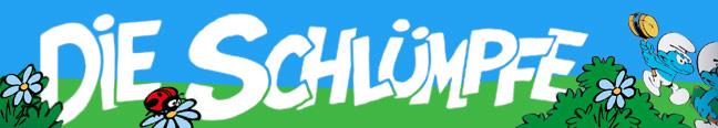schlümpfe banner