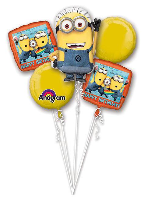 Folienballons Minions