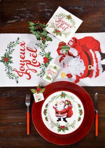 "Servietten ""Joyeux Noel"""