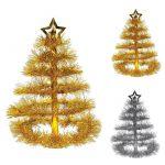 """Tischdeko """"Glitzernder Weihnachtsbaum"""""""