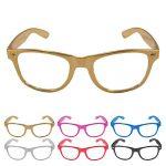 """Einfarbige Brille """"Durchblick"""""""
