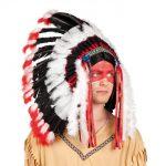 Indianer-Kopfschmuck Apache