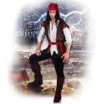 "Kostüm ""Furchtloser Pirat"""