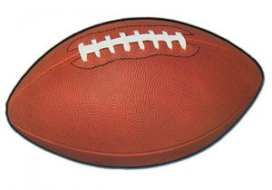 "Raumdeko ""Football"""