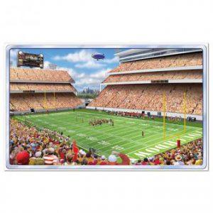 "Wanddeko ""American Football-Spiel"""