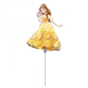 "Luftbefüllter Folienballon ""Disney Princess Belle"""