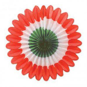"Wabenpapier-Blume ""Italien"" 6er Pack"