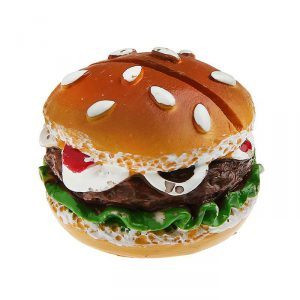 "Namensschildhalter ""Hamburger"" 2er Pack"
