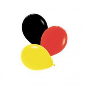Luftballons Deutschland 12-tlg.