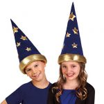 """Kinder-Zauberhut """"Mystische Sternennacht"""""""