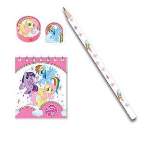 """Schreibwaren-Set """"My Little Pony-Spaß"""" 20-tlg."""