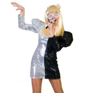"""Glamour-Kostüm """"Lady X"""""""