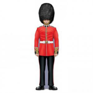 "Raumdekoration ""Royal Guard"" 90 cm"