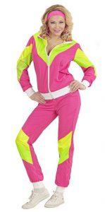 """Kostüm """"80er Trainingsanzug"""" 2-tlg."""