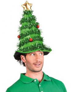 """Mütze """"Weihnachtsbaum"""" 40 cm"""