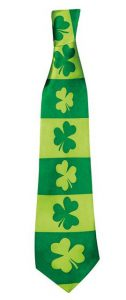 """Krawatte """"St. Patrick's Day"""" 70 cm"""