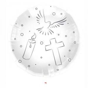 """Folienballon """"Christliche Symbole"""" 43 cm"""