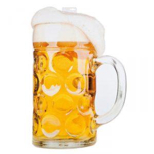 XL Wanddeko Maß Bier 75 cm