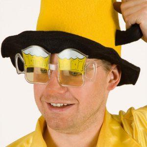 Partybrille Biergläser