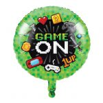 "Folienballon ""Gaming Party"" 46 cm"