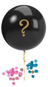 """Luftballon """"Gender Reveal"""" 91 cm"""