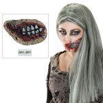 Zombie-Gebiss aus Latex
