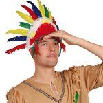 Federschmuck Häuptling Sitting Bull