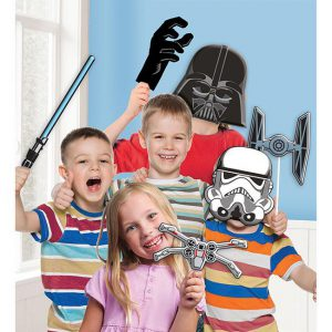 "Foto-Accessoires ""Star Wars"" 20-tlg."