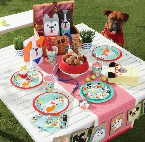 "Deko-Serie ""Hunde Party"""